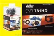 VIVITAR Camcorder DVR 781HD